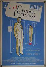 EL CRIMEN PERFECTO DS ROLLED ORIG 1SH MOVIE POSTER GUILLERMO TOLEDO (2004)