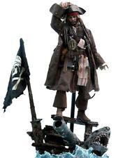 Dead Men Tell No Tales Movie Masterpiece Captain Jack Sparrow Collectible Figure