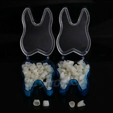 2 Boxes Dentaire Temporaire couronne Matériel précédent+Molaire dents Facettes