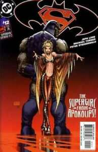 Superman / Batman #12  Dc Comic Book