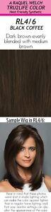 FANFARE Wig by RAQUEL WELCH, *ALL COLORS!* Tru2Life Heat Friendly, Mono Top, NEW