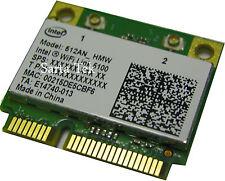 New Intel 5100 a/b/g/Draft-N PCIe Half Card for Dell Latitude 2100 E4200 E4300