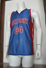 new product 90623 e77b7 Chris Webber Detroit Pistons NBA Jerseys for sale | eBay