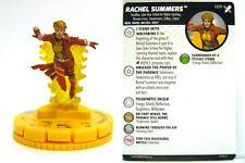 HeroClix - #009 Rachel Summers - X-Men Regenesis
