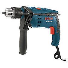 """BOSCH Hammer Drill Kit,1/2"""",7.0A,0-48,000bpm, 1191VSRK"""
