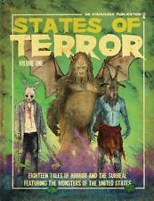 States of Terror Vol. 1: By Lewis, Matt Lewis, Matt McCleary, Keith Miller, A...