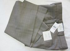 PERRY ELLIS PORTFOLIO Travel Luxe Mens Dress Pants 34X30 Classic Fit NWT$75.00