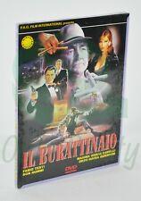 IL BURATTINAIO 1993 NINI' GRASSIA FABIO TESTI DVD FUORI CATALOGO RARO SIGILLATO