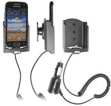 Brodit KFZ Halter 512405 mit Zig. Anschluß für Samsung Galaxy Ace 2 GT-I8160