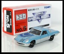 TOMICA SPECIAL MODEL 5 MAZDA COSMO SPORT 1/60 TOMY DIECAST CAR 45 GIFT