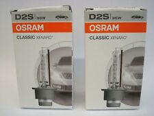 2 x OSRAM D2S 66240CLC Classic Xenarc P32d-2 - Xenon Scheinwerfer Lampe Brenner