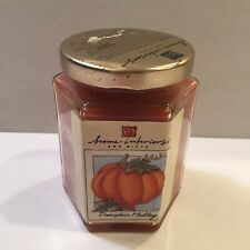 Home Interiors Pumpkin Medley Scented Jar Candle 1 Wick 7.5 oz NEW