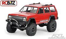 Jeep Cherokee 1992 Claro Cuerpo axial SCX10 Honcho Calcomanía PL3321-00 máscaras de ventana