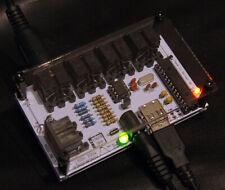 MINDBURNER USB MIDI host  X4 outputs