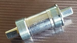 FSA RPM 7420 Sealed Bottom Bracket 68x113mm MTB ROAD English BC1.37x24T SQUARE