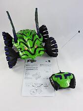 Tyco R/C Radio Control Stunt Psycho car 2008 Mattel WORKS w/ remote multiterrain