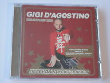 Gigi D`Agostino - The Greatest Hits. Legends of Disco 90 Brand New, Sealed