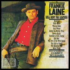 FRANKIE LAINE - HELL BENT FOR LEATHER CD ~ RAWHIDE + GREATEST HITS/BEST OF *NEW*
