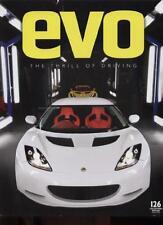 EVO MAGAZINE - Issue 126 COLLECTORS' EDITION January 2009