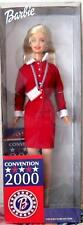 CONVENTION 2000 BARBIE DOLL DEMOCRATIC DELEGATES ONLY BLONDE NRFB MINT RARE
