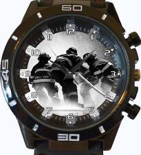 BOMBERO Regalo Para Papá Hijo estilo nuevo único reloj de pulsera GB Vendedor