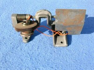 1936 1937 Wurlitzer Simplex 312 412 616 Main Drive Assembly # 21153