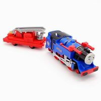 Thomas Trackmaster Belle Motorized with Ladder Car 2010 Train Engine Working