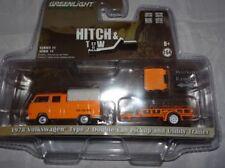 Coches, camiones y furgonetas de automodelismo y aeromodelismo Serie 1 Volkswagen de escala 1:64