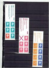 NEDERLAND Postzegelboekjes uit 1973 POSTFRIS MNH