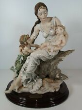 """Large Florenc  By G. Armani Limited Edition Figurine """" Pride And Joy"""", Appr.41cm"""