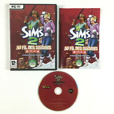 The Sims 2 to Wire Des Seasons PC / Game Disc Additional