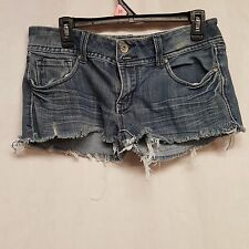 Womens Knockout Skinny Bootcut Cut Off Shorts Size 8S SEE PHOTOS