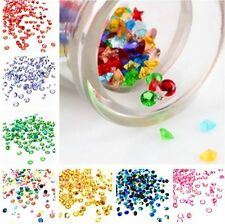 Wholesale AB Crystal Birthstones Floating Charm for Glass Living Memory Locket