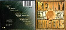 Kenny Rogers cd album - Great Years (Best Of)