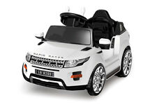White Mini Evoque - 6V Kids' Electric Toy Ride On Car