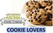 COOKIE LOVERS COLLECTION Soy Wax Clamshell Break Away tart melt wickless candle