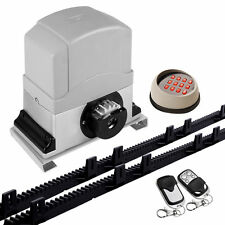 Sliding Electric Gate Opener 1200Kg Automatic Motor Remote Kit