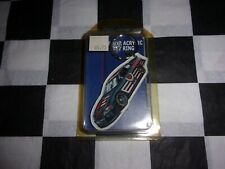 Nascar 2003 Collectible Plastic Car Keychain Dale Earnhardt Sr.  # 3