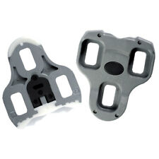 Look Keo Pedal Replacement Cleat Set Gray 4.5 Degrees Float w Mounting Hardware