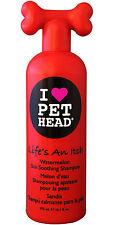 Shamppoing pour Chien Apaisant Life's An Itch de Pet Head