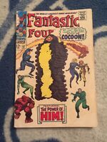 Fantastic Four #67 1st appearance Of Him (Adam Warlock) Hot Book GOTG3 [Marvel]