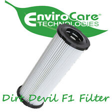 Dirt Devil F1 HEPA Filter *Fits Dirt Devil Vision, Breeze &  Featherlite Vacuums