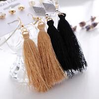 Bohemian Drop Dangle Long Tassel Earrings For Women Jewelry Lots Style Pick