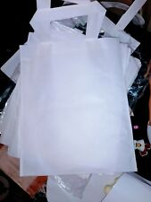 Set of 5 BLANK Sublimation Tote Bag trick or treat bags/gift bags/goody bags
