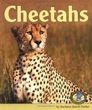 Cheetahs (Early Bird Nature)-ExLibrary