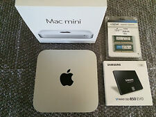 Apple Mac Mini 2012, i7 2.6GHz -16 GB RAM,Quad Core,1TB (NEW SAMSUNG SSD)