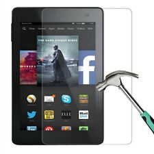 Tempered Glass Screen Protector 9H Guard film For Amazon Kindle Fire HD 7 2015