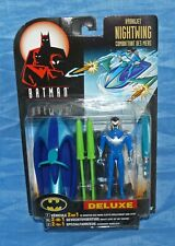 Batman Action Figur mit Hydrojet 2 in 1 Kenner Deluxe 1998 OVP