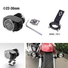 Motorcycle LED Headlight Spotlight 18W Driving Light W/ 22-36mm Aluminum Bracket