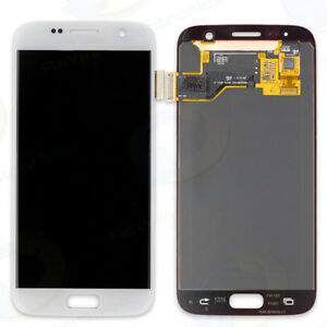 Samsung Galaxy S7 LCD Display Touch Screen Digitizer Assembly (WHITE)